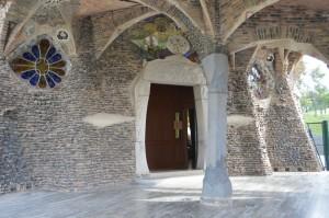 Das hat auch Gaudi gebaut