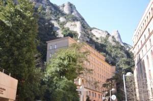 Auf dem Berg Monserrat