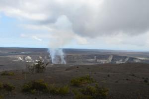 Kiluhea Vulkan auf Big Island