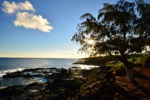 Sonnenuntergang/Kauai